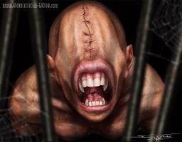 Creep in a Cage by AtomiccircuS