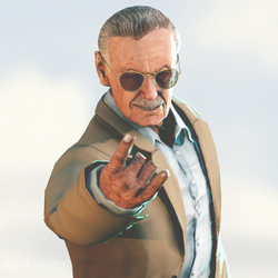 Rest in Power! EXCELSIOR! by suijingames
