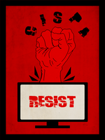 RESIST CISPA by BullMoose1912