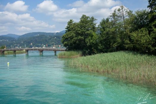 Woerthersee (lake in carinthia) by Mioko001