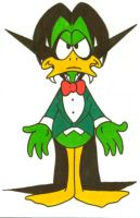Duckula by 1woof1
