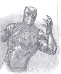 Black Panther 001 Small