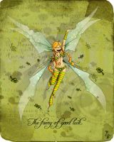Thefaery of good luck by clv