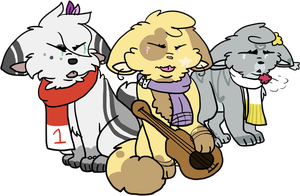 Loud Squad .:CM:. by Icedog-McMuffin