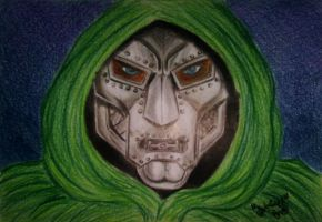 Dr Doom by DanloS
