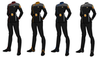 ISS Vanguard Female Officers Uniform by docwinter