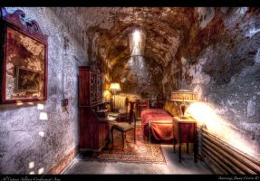 Al Capone's Cell by Inno68