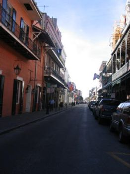 Strolling the French Quarters by Ferriman
