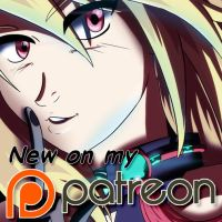 Patreon Preview Tales of Xillia Milla Maxwell by Gx3RComics