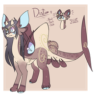 Distira (seeking art link commission info pls) by royalraptors
