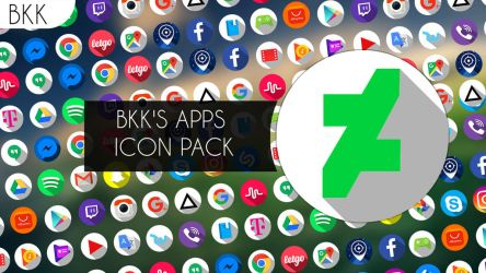 BKK'S APPS ICON PACK [Still adding] - 2016 by BEASTofficial