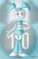 The Decade of the Teenage Robot by SB99stuff