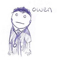 Owen, Torchwood by supahappysunshine