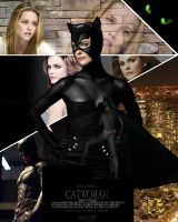 Keri Russell: Catwoman by Gato-Chico