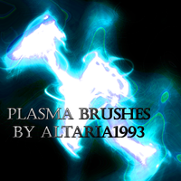 plasma brushes by altaria1993