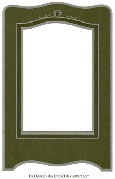 1929 Vintage Photo Frame from Pressed Cardboard by EveyD