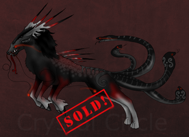 Creature Auction-CLOSED by CrystalCircle