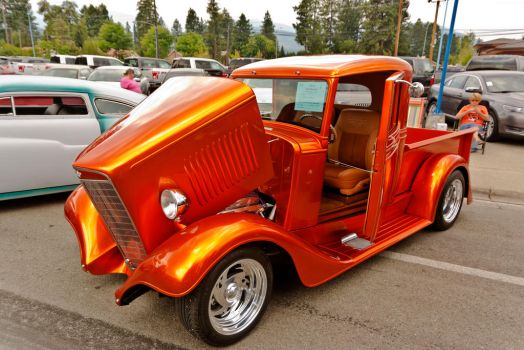 1935 International Pickup by quintmckown
