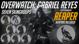 Overwatch: Reaper (RELEASE) by Yare-Yare-Dong