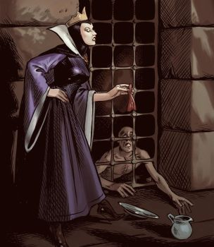 Wicked Queen by Menkillers