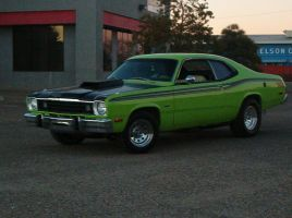 74 Plymouth Duster by sickkkdude
