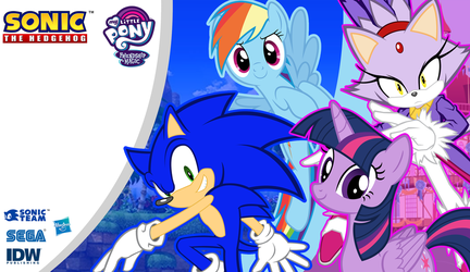 Sonic and MLP : Legacy by trungtranhaitrung