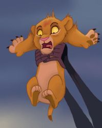 Literal Lion King Series - Freak Out by NostalgicChills