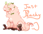 Just Peachy  AUCTION! I TAKE POINTS NOW BTW by uqv