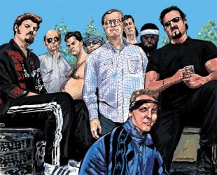 The Trailer Park Boys by carruthers
