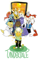 Undertale by Motowa