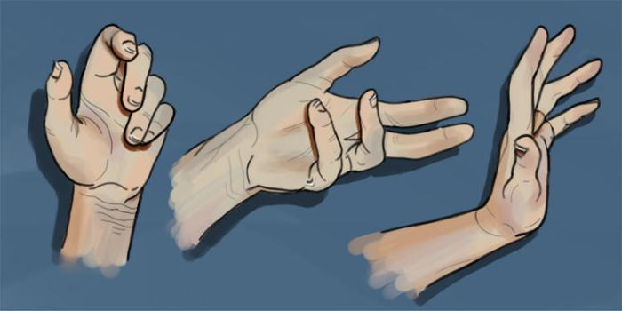 Hands Practice by SentWest