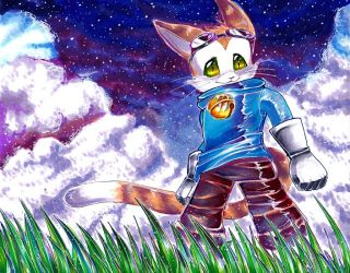 Blinx by Kisuette