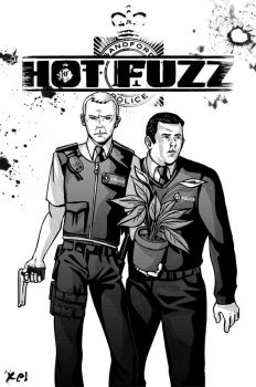 Hot Fuzz by xel-