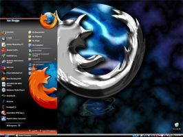 Firefox Visual Style Updated by HypothX