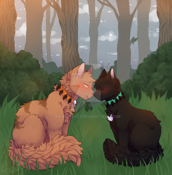 FA : Under sunrise by PANCHIE001