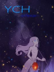 [close] YCH Auction: Starry Sky by elfexar