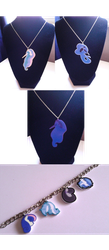 New Princess Pony Necklaces and Charm Bracelets! by Enuwey