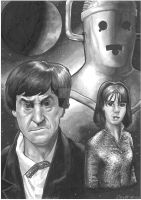 Doctor Who- Death to the Cybermen! by Hognatius