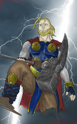 Thor 3 Final by drayphly