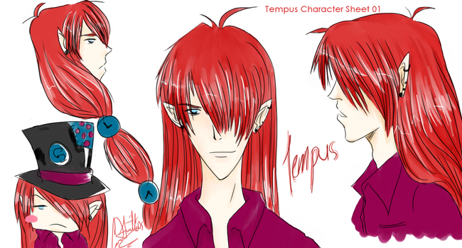 Tempus Character Sheet 01 by Pepseh-chan