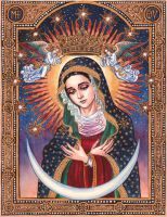 Our Lady of the Gate of Dawn by Theophilia
