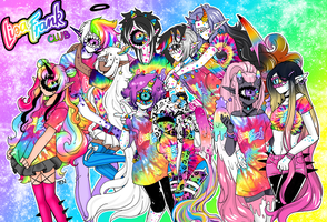 Lisa Frank CLub by XenoBaby