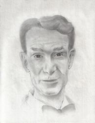 Bill Nye by faust3000