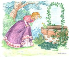 The princess and the frog by landesfes