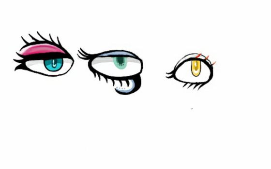 Magical eyes picture by tomatoface05