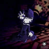 Bendy and The Ink Machine - Immortalized! by MrScaryJoe