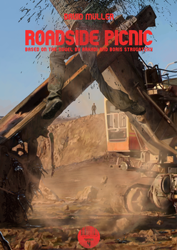 Roadside Picnic Cover #4 by kopfstoff
