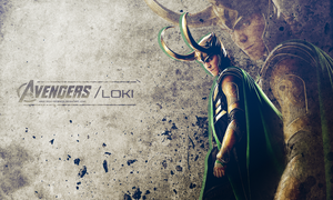 Loki wallpaper by CodeClaire