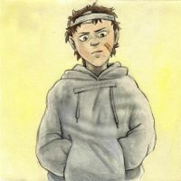 Bandaid tetsuo by play-it-snufkin