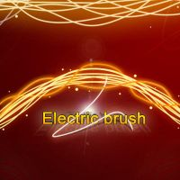 Electric brush by licoti